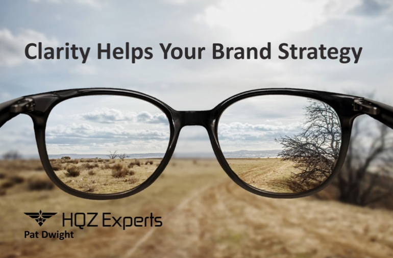Clarity Helps With Brand Strategy