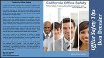 California Office Safety by Don Dressler