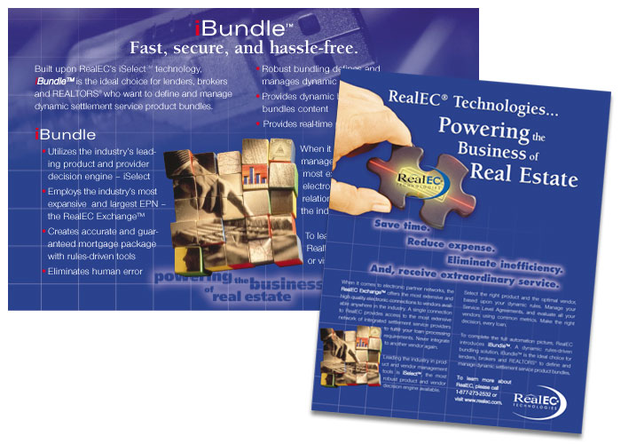 RealEC Full Page Brochure