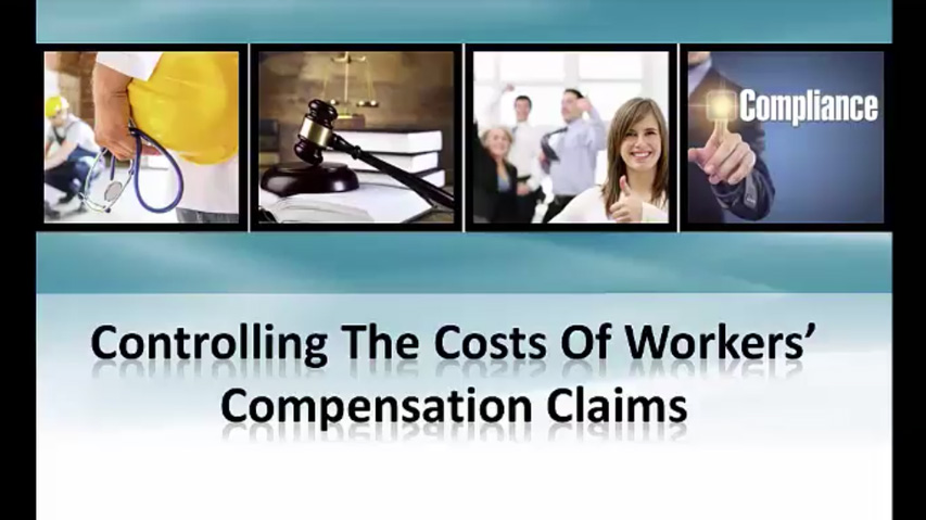 Controlling The Costs of Worker's Compensation