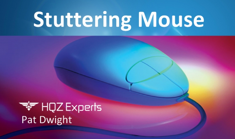 Stuttering Mouse