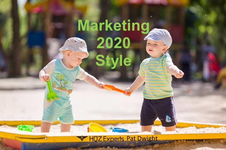 Marketing 2020 Style