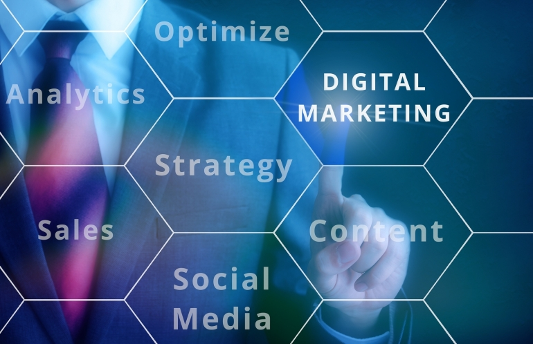 2017 Digital Marketing Vision